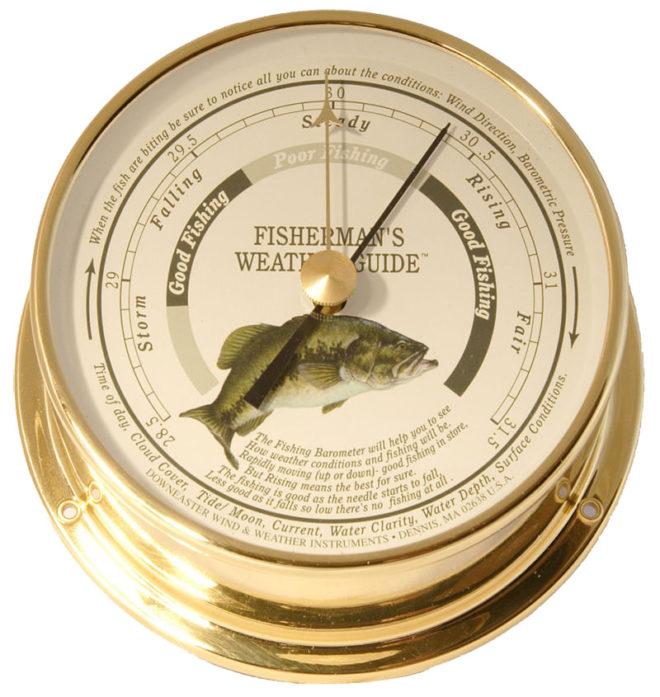 Барометр для рыбалки отзывы