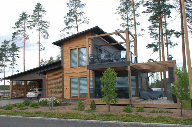 Основы финского домостроения