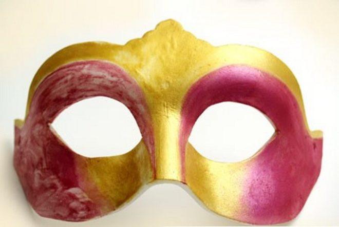 Красивые маски к Новому году 2020 своими руками
