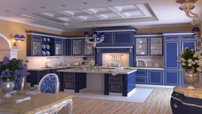 Кухня в стиле Неоклассика - лучшие идеи