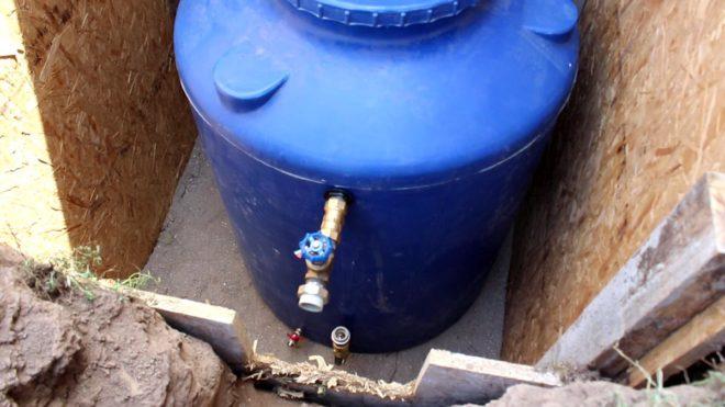 Как продуть трубы на даче перед морозами