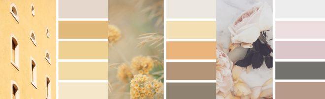 Бежевый цвет и его сочетания в интерьере