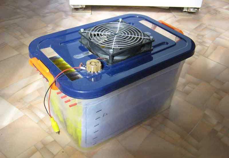 Делаем домашний увлажнитель воздуха своими руками - Дача