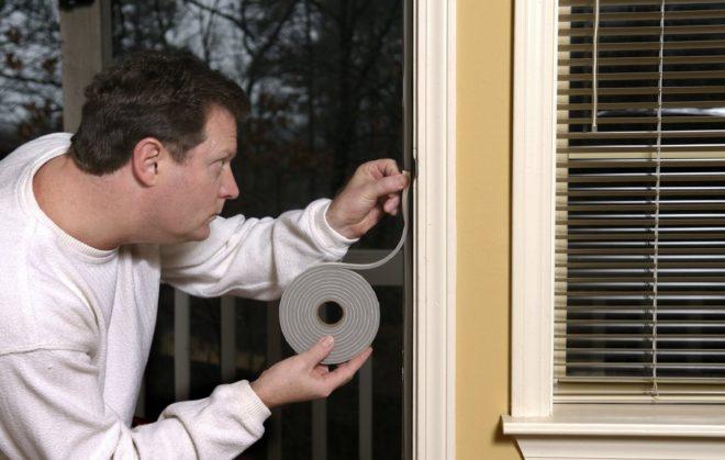 Все об утеплении входной двери частного дома