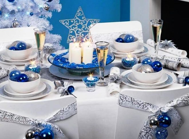 Декор новогоднего стола 2020 ? Готовимся заранее