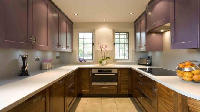 Кухня 16 кв м - примеры удачного дизайна и тренды 2020