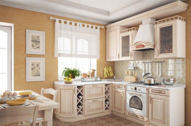 Новинки кухонного интерьера 2020