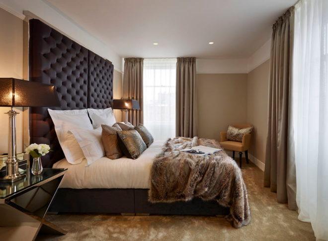 Модные шторы в спальню - новое направление 2020