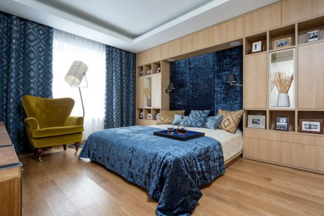 Модные шторы в спальню ? новое направление 2020