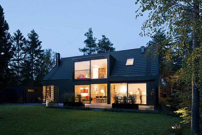 Зимние каркасные дома до 100 кв м