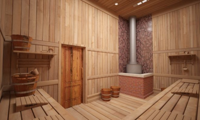 Утепление бани изнутри ? как правильно - Дача
