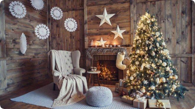 Фотозона на Новый Год 2020 — делаем домашние декорации