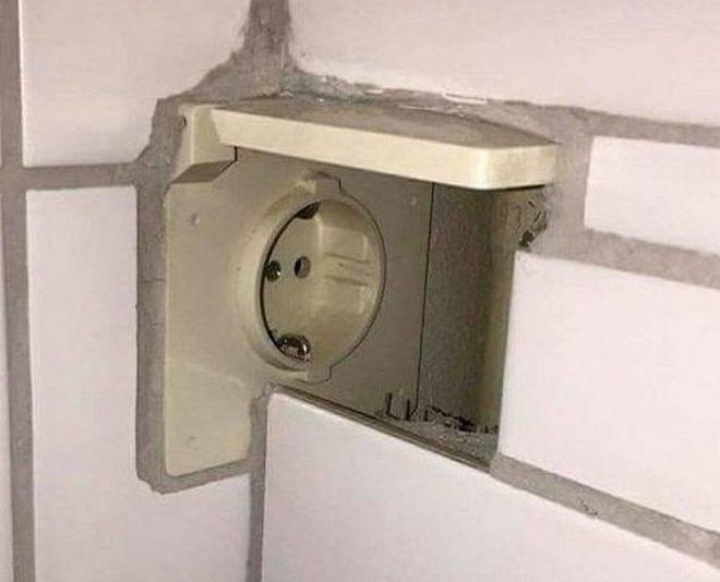 Примеры смешных случаев во время ремонта