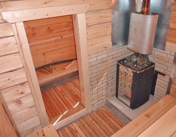 Как построить баню 3х4 дешево - по шагам