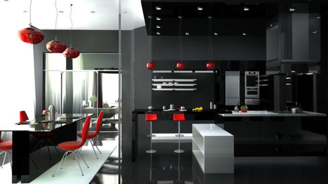 Потолки на кухне в 2020 ? что в моде - Дача