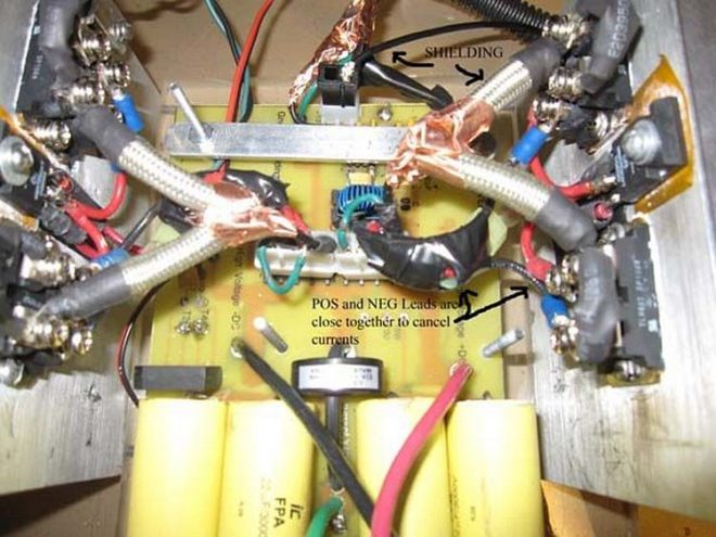 Самодельный индукционный нагреватель металла