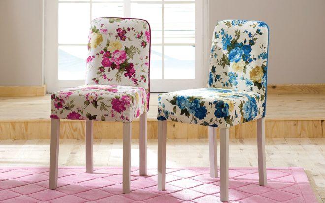 Делаем чехлы на стулья — быстро и легко