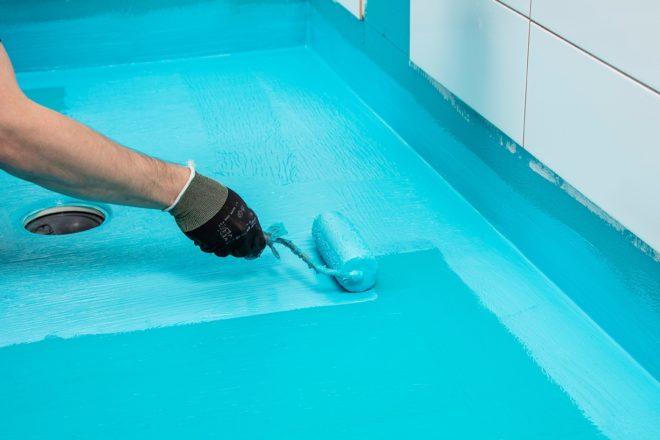 технология гидроизоляции ванной комнаты