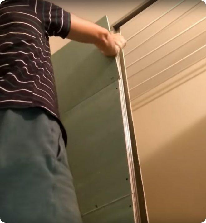 Душевая кабина в доме - пошаговый монтаж