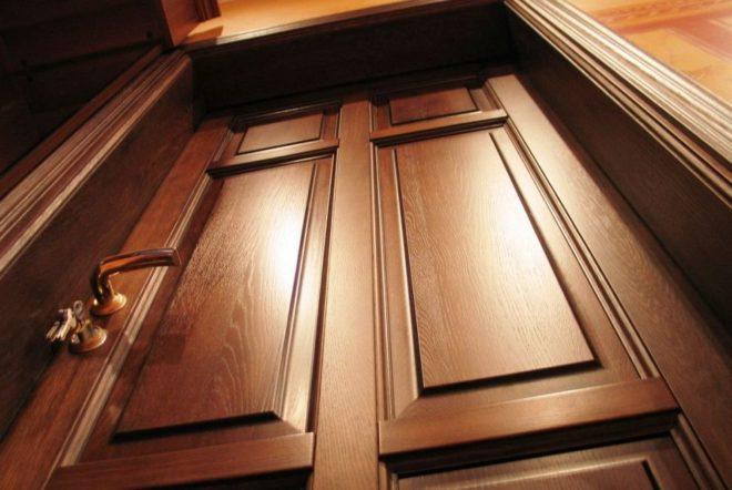 Правильный монтаж межкомнатных дверей