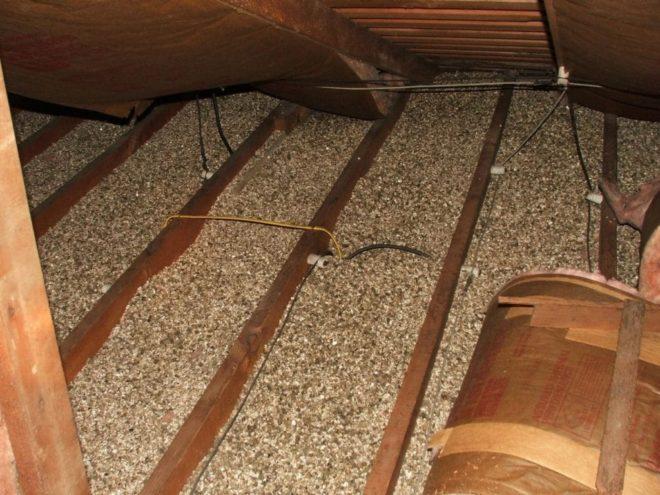Дом с холодным чердаком - чем утеплить потолок