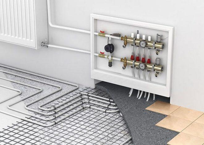 Как положить теплые полы под плитку