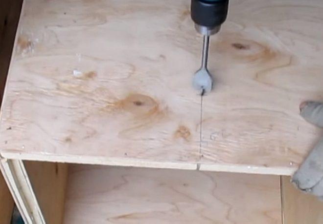 Как собрать улей из фанеры и пенопласта