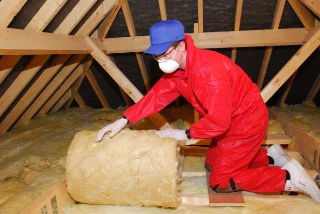 Дом с холодным чердаком — чем утеплить потолок