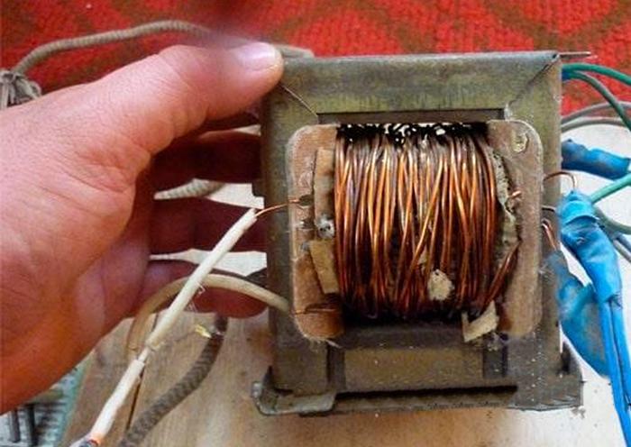 Самодельное зарядное для автомобильного аккумулятора