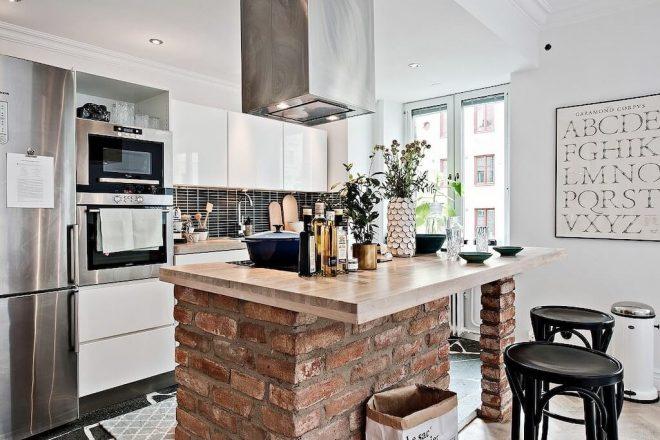 Деревянная барная стойка на кухню - инструкция