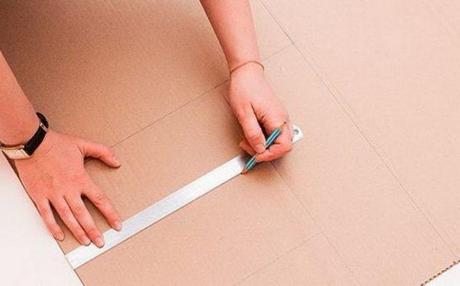 Как сделать буквы из разных материалов - простой способ