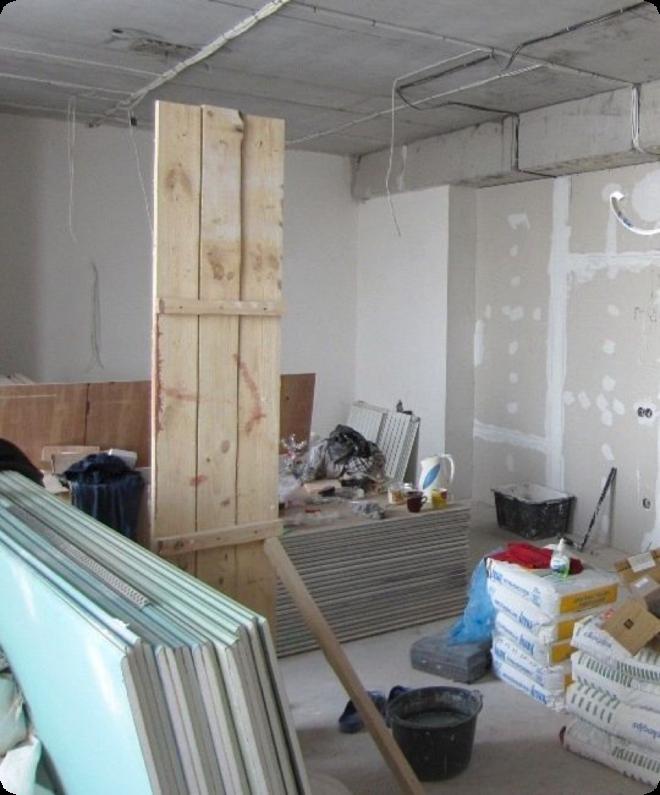Ремонт квартиры - как не быть обманутым