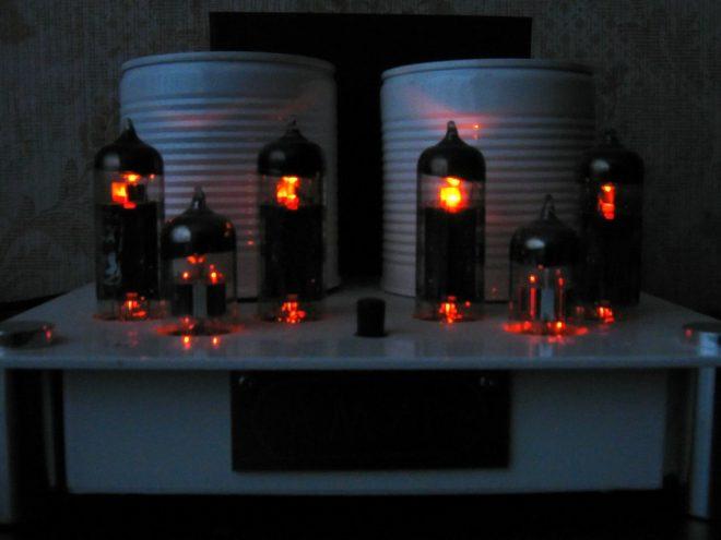 Как собрать ламповый усилитель