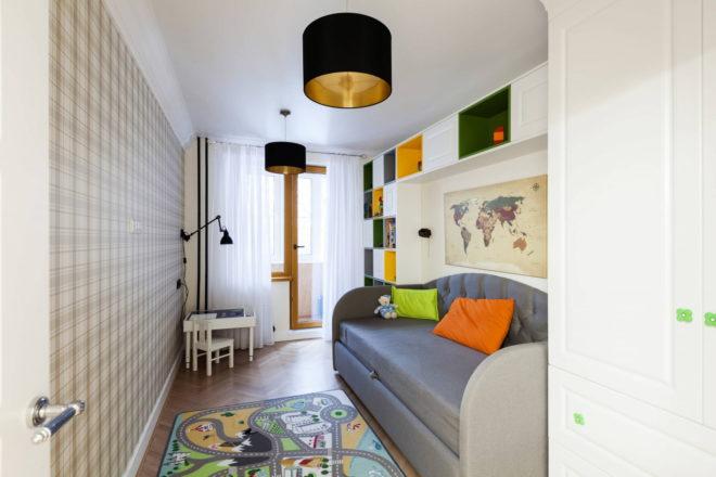 Современный дизайн в хрущевке 44 кв м