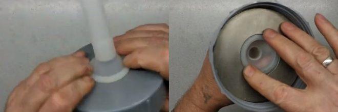 Шприц для набивки колбасы своими руками