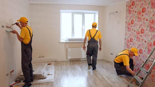 Как правильно выбрать бригаду для ремонта своей квартиры