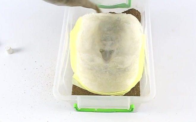 Как сделать маску-копию своего лица из гипса
