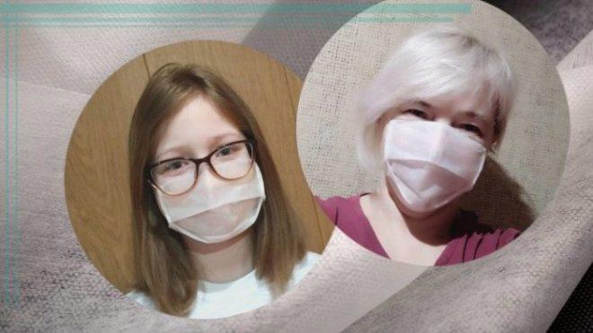 Как сделать маску из нетканых полотенец