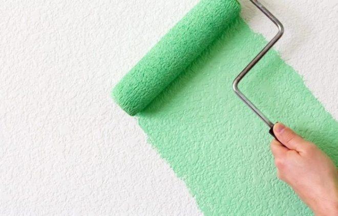Как дешево, но красиво покрасить стены