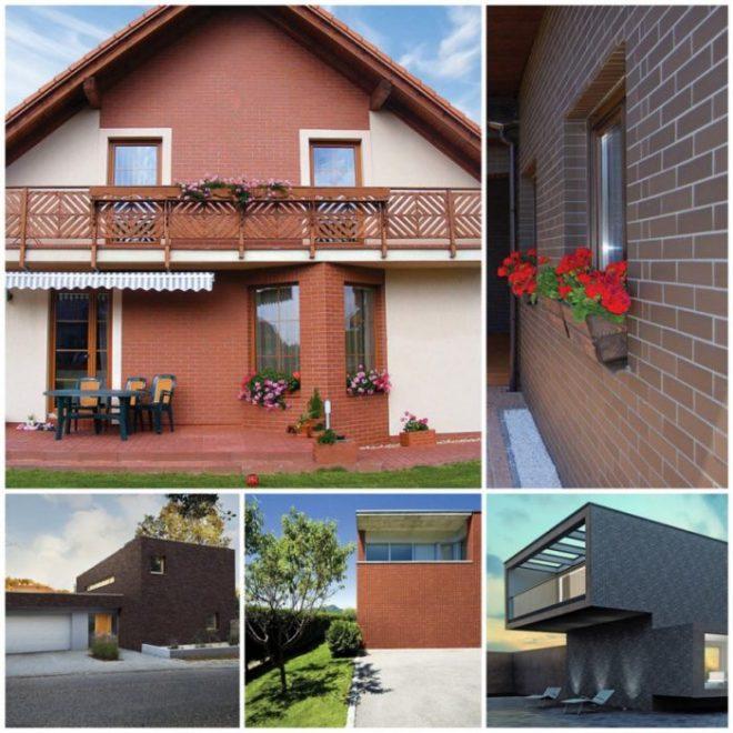 Облицовка дома: виды фасадных материалов, особенности, какой лучше