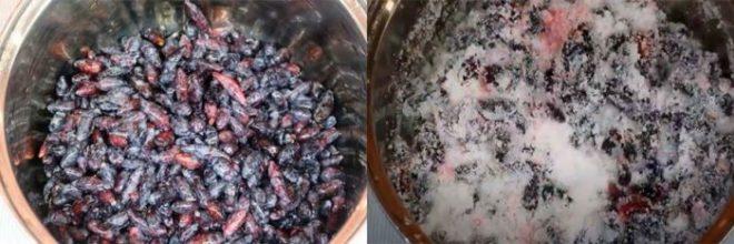 Как сварить варенье из жимолости: простые рецепты
