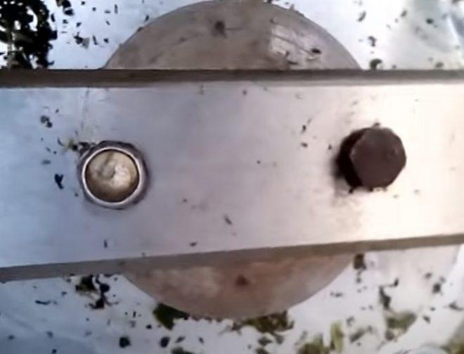 Как сделать траворезку своими руками