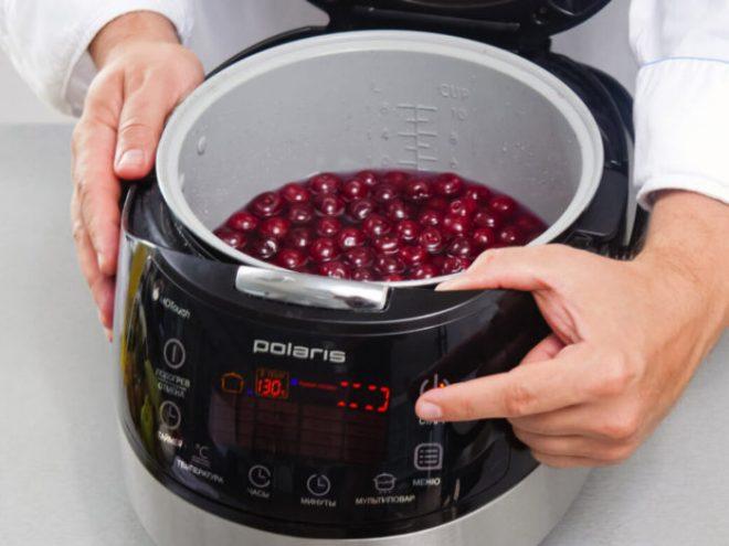 Варенье из вишни с косточками: простые рецепты на зиму