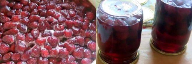 Как сварить клубничное варенье: лучшие рецепты
