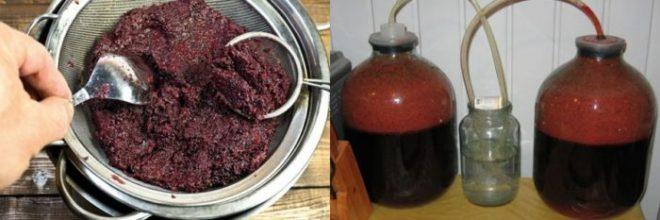 Как сделать домашнее вино из вишни