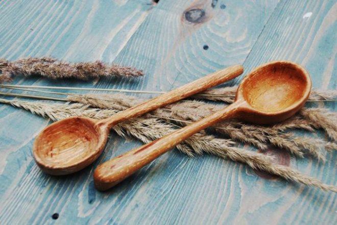 Чем покрыть посуду из дерева для еды в 2021 — 3 важных шага