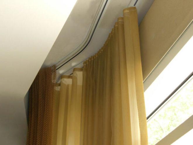 Модный тюль в 2020 году: идеи для зала без штор