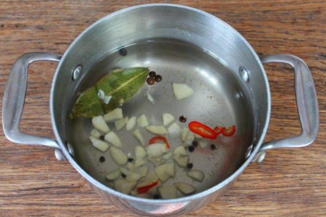 Маринованный острый перец: простые рецепты на зиму