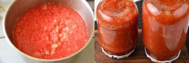 Лечо из перца и помидоров: простые рецепты на зиму