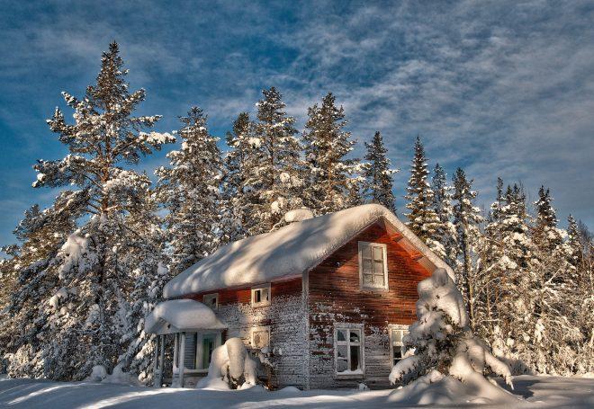 Как подготовить дачу к зиме — Пошаговая инструкция за 5 минут